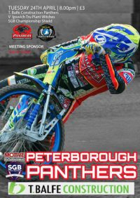 Peterborough Panthers Cover