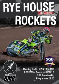 Rye House Rockets Cover